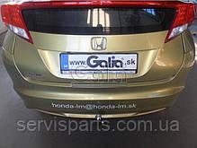 Фаркоп для Honda Civic 2011- (Хонда Сивик), фото 3