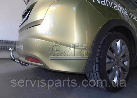 Фаркоп для Honda Civic 2011- (Хонда Сивик), фото 2