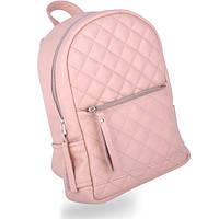 Женский кожаный рюкзак самого популярного цвета caspia nude Jizuz