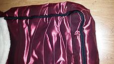 Конверт в санки и в коляску на овчине. Плотный материал, фото 2
