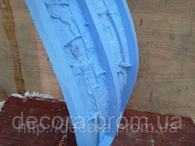 Жидкая резина BRUSH для форм декоративного камня, лепки, лепнины, скульптуры