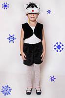 Детский Карнавальный меховой костюм Котик, костюм котенка, костюмы новогодние, дропшиппинг  украина, фото 1