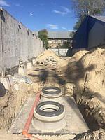 """Септик бетонный 5000 л. - """"НИКОС 5000"""" для дачи и загородного дома"""