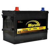 Аккумулятор автомобильный Moratti 6СТ-100 Аз Asia