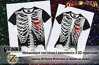 Світшот, футболка Helloween 03