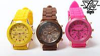 Наручные женские часы Geneva Есть разные цвета!