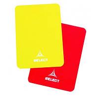 Судейские карточки Select Referee cards