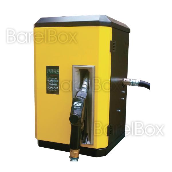 Заправочная колонка для дизельного топлива BarelВox D (с электронным дозатором)