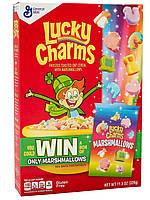 Хлопья с маршмеллоу «Lucky Charms» 356 гр