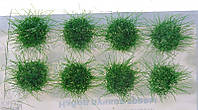 Имитация растительности: Набор пучков травы (лето 1)