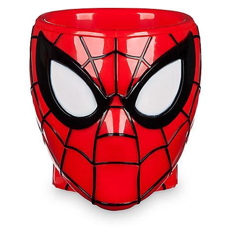 Чашка Дисней в форме маски Спайдермена / Spider-Man BPA free Cup Disney