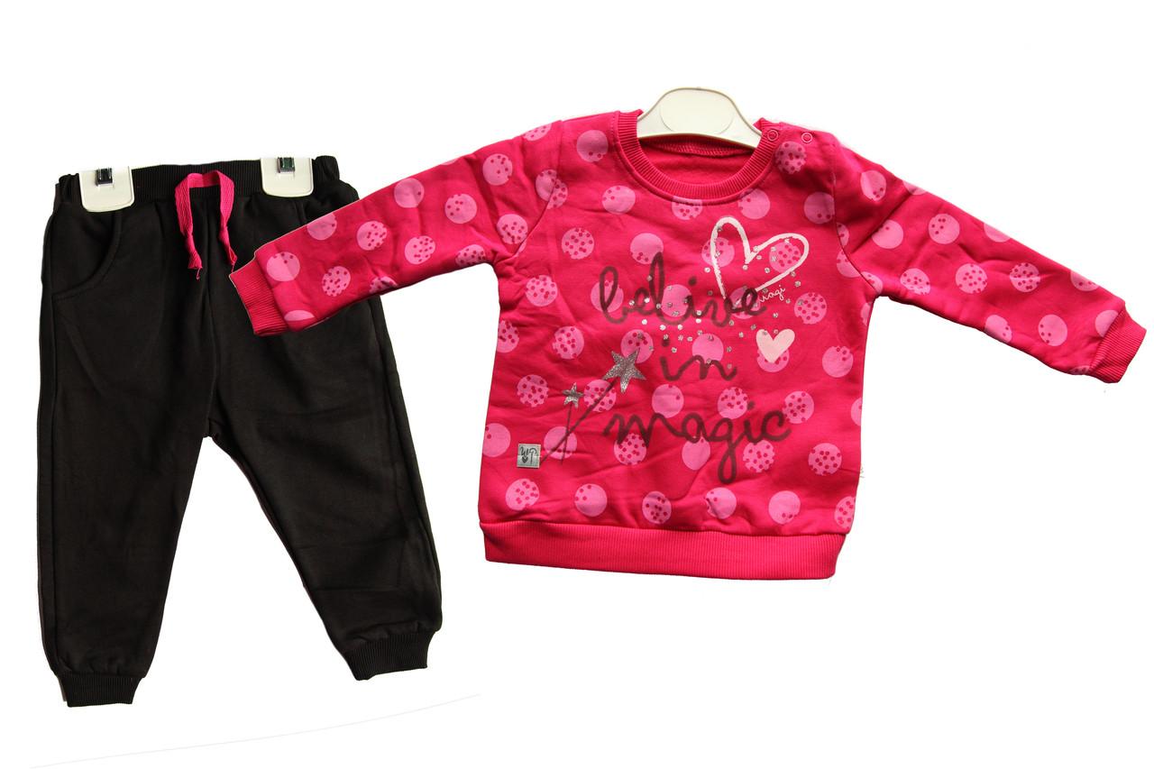 Костюмы для девочек (1-4 года) / цвета в ассортименте