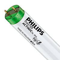 Лампа Philips Actinic BL TL-D 18W/10  ультрафіолетова