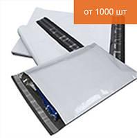 Курьерский пакет 240х320+40мм с карманом