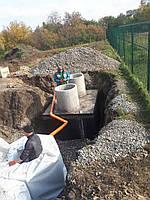 Септик 5000 л. монолитный из водонепроницаемого бетона