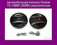 Автомобильные колонки Pioneer TS-1396E (260Вт) двухполосные!Акция