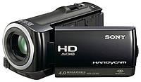 Видеокамера Sony HDR-cx100e + объектив