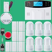 Комплект GSM сигнализации SGA-9907. Обновленный комплект №7