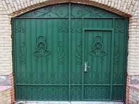 Гаражные ворота арт.gv.4