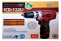 Шуруповёрт аккумуляторный Ижмаш ICD-12/2 Lis Industrial Line