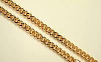 Цепочка Позолота 18К Панцирное Плетение 45 см