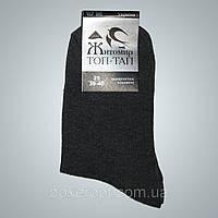 Мужские носки ТОП-ТАП - 7.00 грн./пара (стрейч, серые), фото 1
