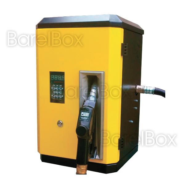 Топливораздаточные колонки для дизельного топлива BarelВox ID (с идентификацией)