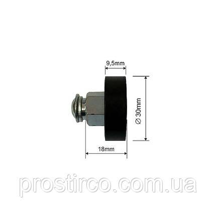 Ролик TSE 68.T6.003 (z kantem), фото 2
