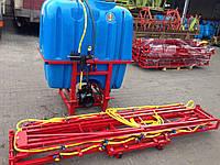Обприскувач навісний Wirax (Польща 1000 л. / 16 м + плаваюче)