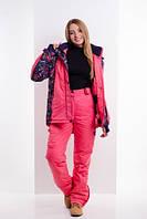 Женский зимний костюм, подходит для катания на лыжах