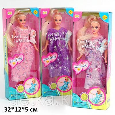 Кукла DEFA 29см 6001 берем с аксес