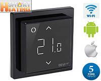 Wi Fi Терморегулятор Devi Devireg Smart Черный 140F1143