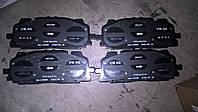 Тормозные колодки  передние VAG 4M0 698 151 H Q7 от 2016г.-