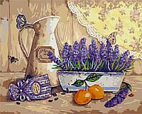 Картина по номерам Богатства Прованса худ. Мелкозёрова Елизавета (KHO2211) Идейка 40 х 50 см
