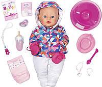 Кукла Zapf Baby Born Беби Борн Зимняя Красавица 43 см 823200
