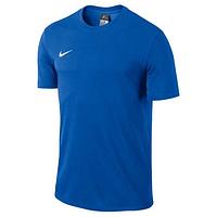 Футболка Nike Team Club Blend Tee JR (658494-463)