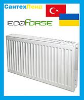 Стальной Радиатор EcoForse 500х800 22 Б.П.