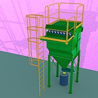 Изготовление, реконструкция  и модернизация рукавных фильтров