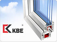 Окна металлопластиковые KBE 70 ST plus - 6  камерный (70 мм)