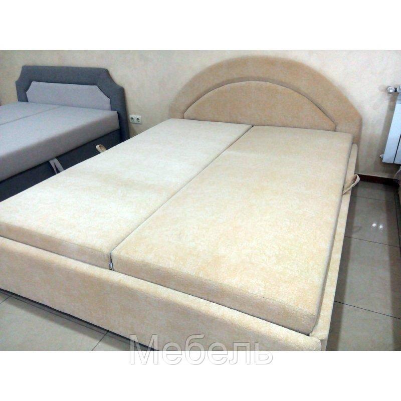 Кровать Фелиция ( с матрасами) Феникс