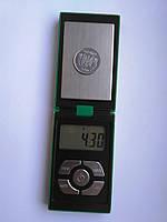 Весы ювелирные карманные в виде пачки сигарет