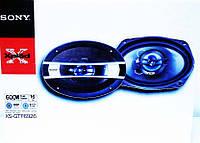Автомобильные колонки динамики SONY XS-GTF6926 Овалы 600 Вт, фото 6