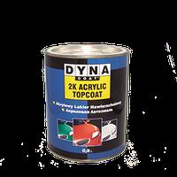 Акриловая эмаль Dynacoat 2K Topcoat LADA 601 0.8л