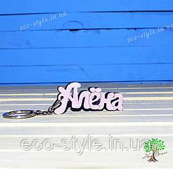 Брелок, брелки с именами, брелки для ключей, именные брелки