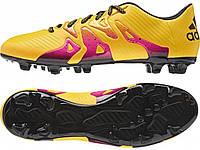 Бутсы Adidas X 15.3 FG/AG
