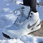 Кроссовки Nike Air Fur White