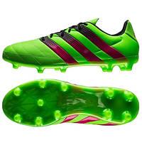 Бутсы Adidas ACE 16.3 FG/AG Leather