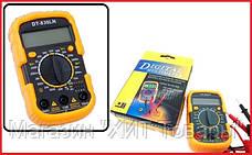 Цифровой мультиметр DT-830 LN DV-X,Цифровой мультиметр!Опт, фото 3