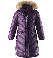 Пальто-пуховик для девочки Reima Satu 531302