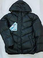 Куртка зима для мальчика подростка хаки LIA Китай